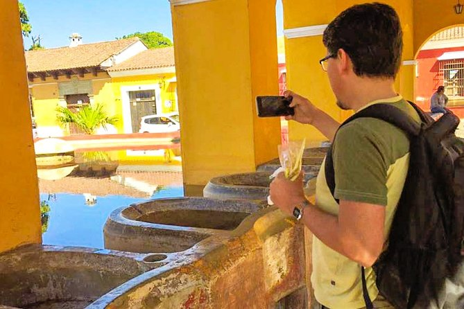 Colonial Antigua Guatemala tour & Hot Springs from Antigua Guatemala