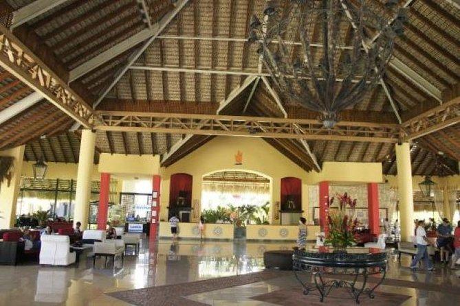 Punta Cana (PUJ) to CARIBE CLUB PRINCESS RESORT ROUND TRIP
