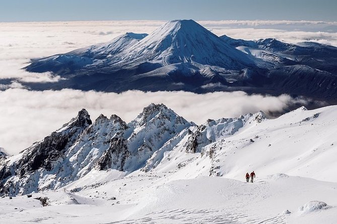 Winter Snow & Ski Tours to Mt.Ruapehu from Auckland