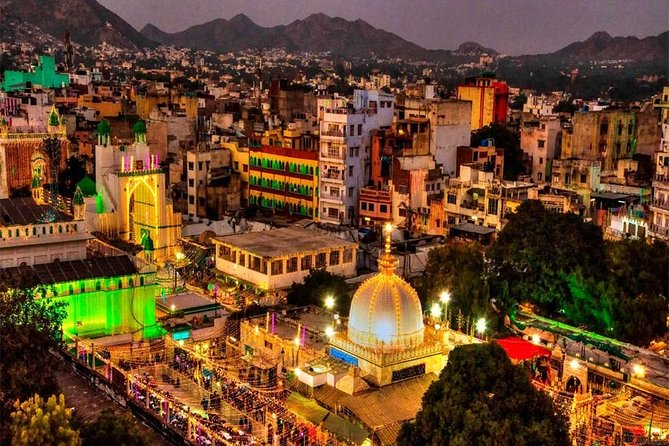 Same Day Ajmer Pushkar Trip from Jaipur