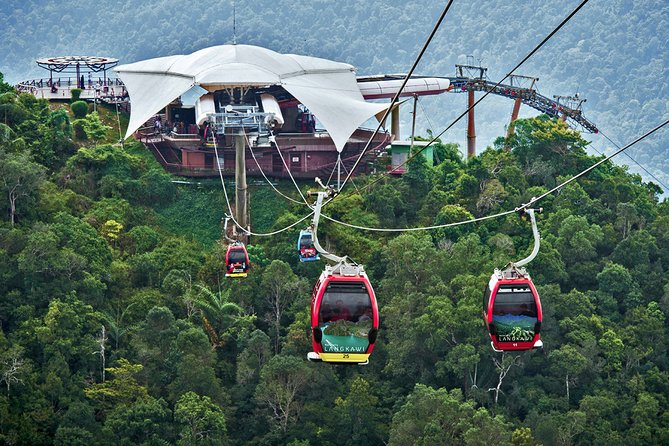 Private Tour : Full Day Langkawi Exploration including Cable Car Ride