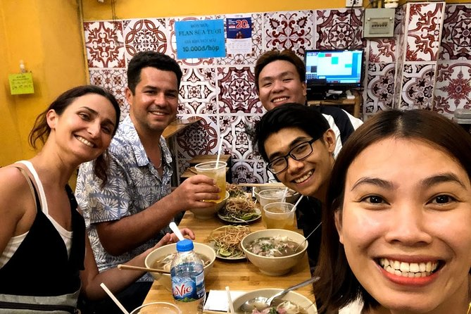 Walking Food Tour With Accommodation Pick Up