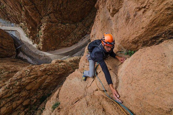 5 days rock climbing in Todra Gorge - Aventures Verticales Maroc