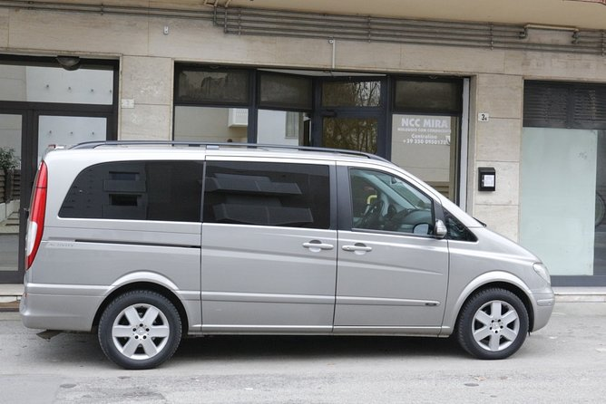 Private transfer, chauffeur service, from Treviso airport to Stra