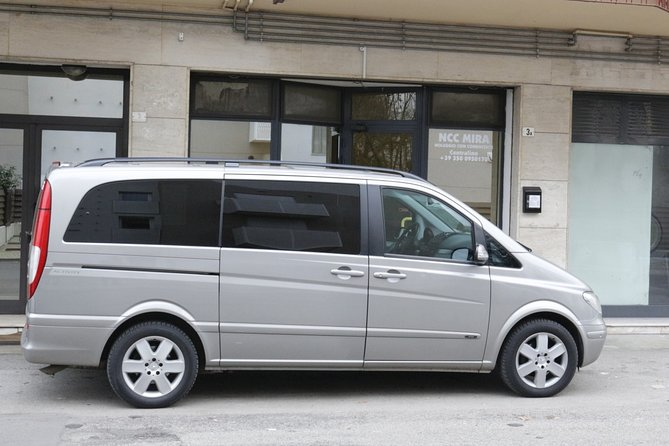 Private transfer, chauffeur service, from Treviso airport to Mira
