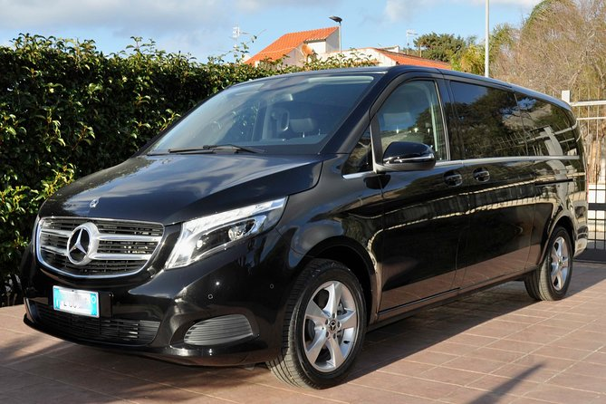 FIRST CLASS Private Transfer to and from Palermo Airport
