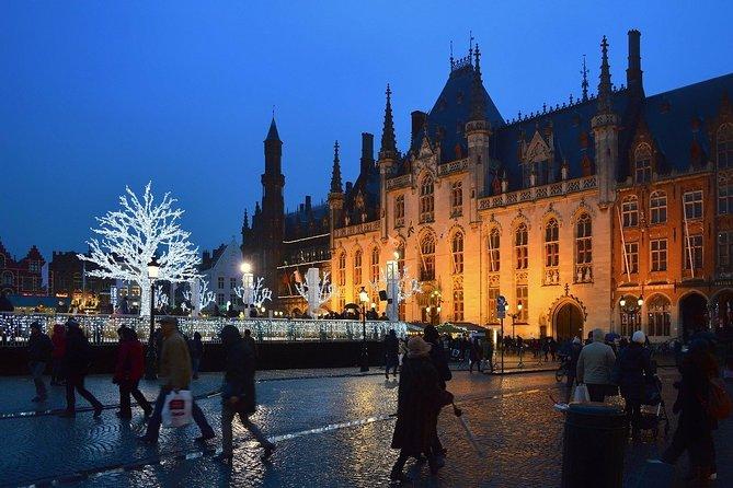 Magic Christmas tour in Brugge