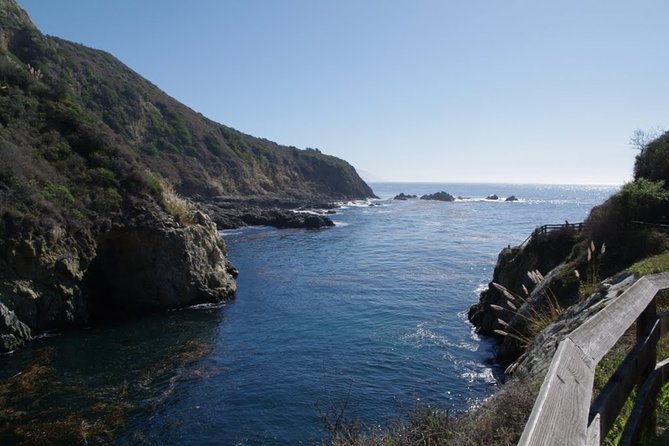Big Sur Self-Driving Audio Tour in California (Highway 1, Pacific Coast Highway)