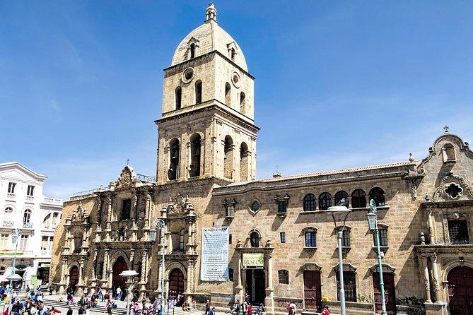 Virtual City Tour - La Paz