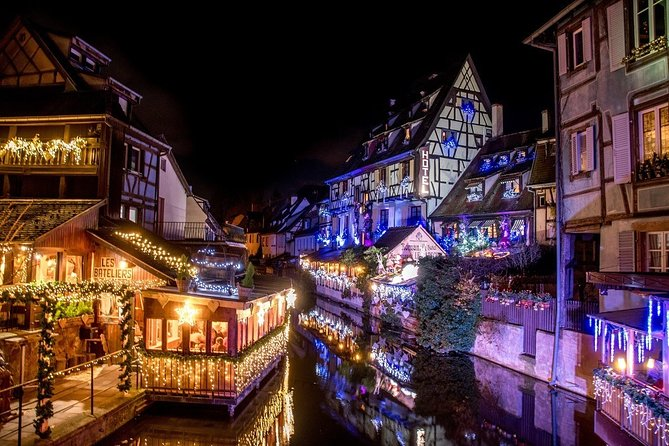 Strasbourg Christmas Market 2-Day Tour from Paris by Train