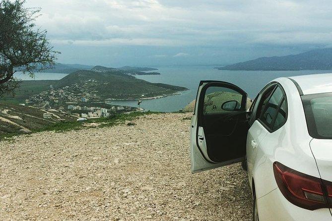 Private Transfer from Tirana to Saranda
