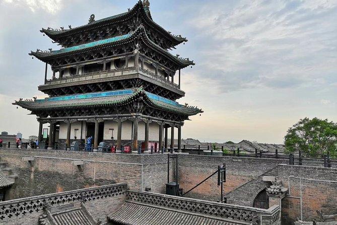 14-Day Private Tour to Shanghai,Chengdu,Luoyang,Xi'an,Pingyao,Datong and Beijing