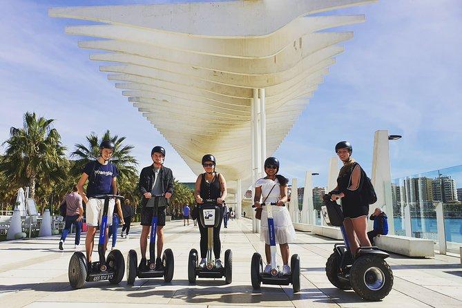 Malaga Segway Full Discovery Tour