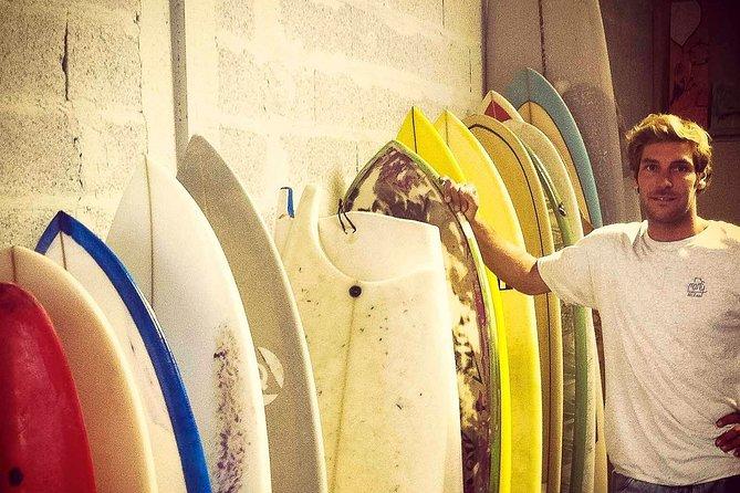 Surfboard Rental at Bidart