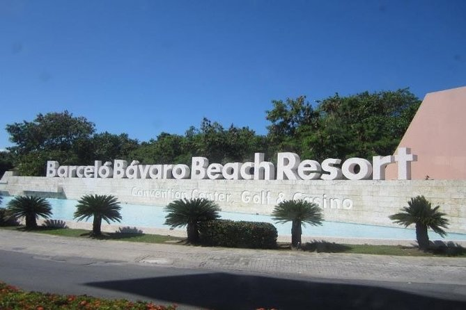 Punta Cana (PUJ) TRANSFER to BARCELO BAVARO BEACH ADULTS-ONLY RESORT ROUND TRIP