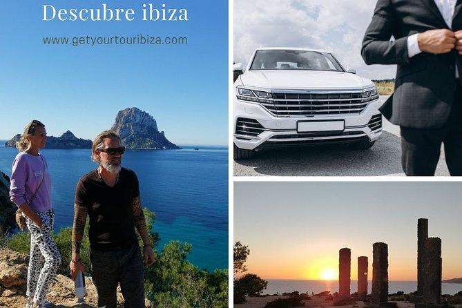 4-hour VIP tour of Ibiza Island on a Premium Private Tour