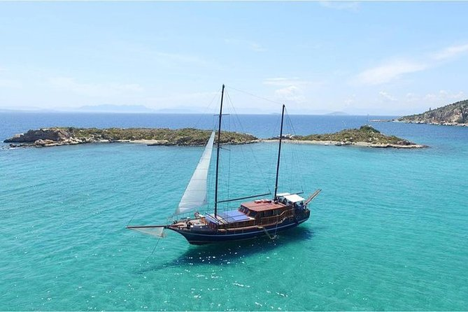 Athens All Day Cruise - Saronic Gulf - With Lunch