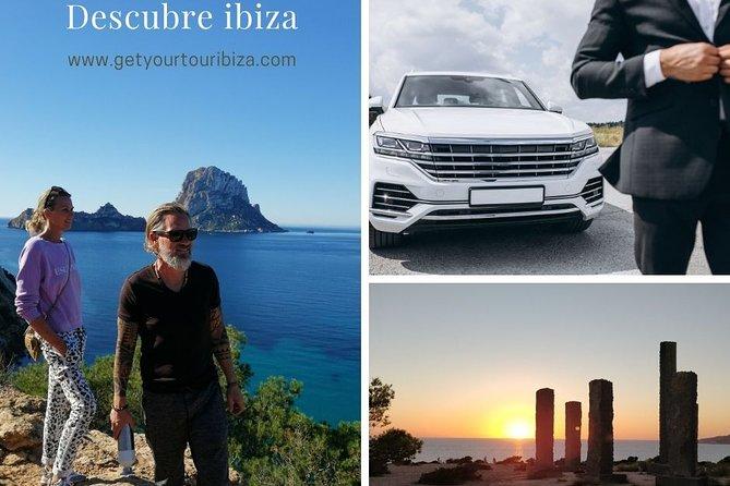 8-hour VIP tour of Ibiza Island on a Premium Private Tour