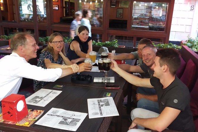 Pub Walk Tour in Odessa