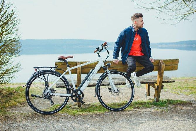 """Explore the Franconian Lake District with the """"Trekkingrad Herren"""" e-bike!"""