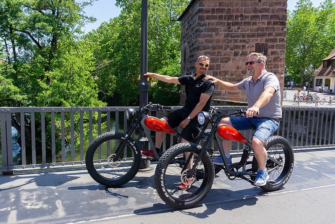 "Explore the Franconian Lake District with the ""Café Racer"" e-bike!"