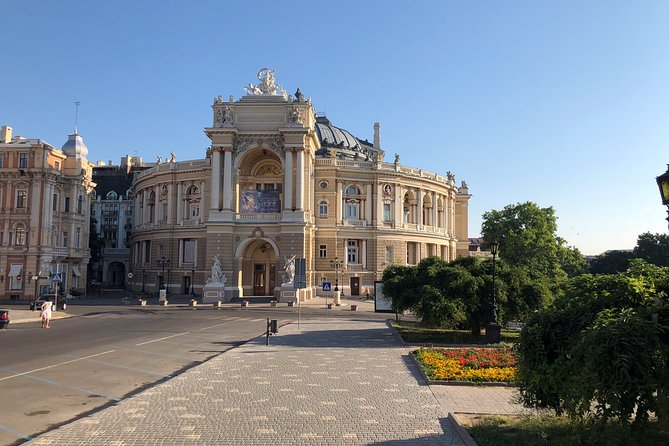 Odessa National Opera and Ballet Theater Tour with an Exclusive Backstage Access