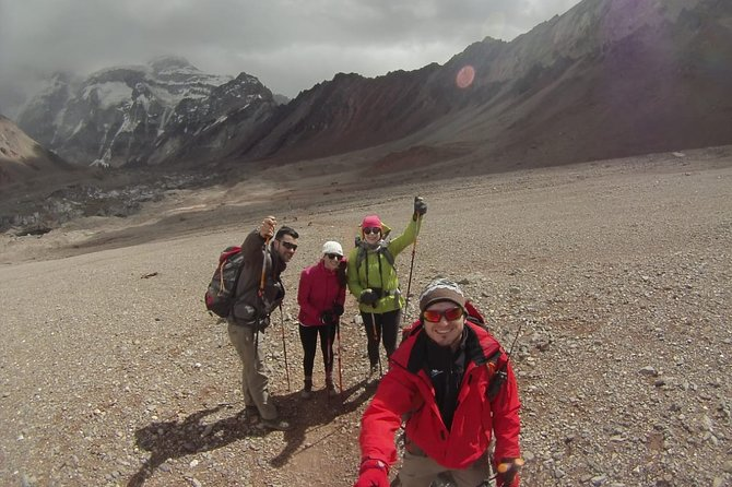 Full Day Aconcagua Base Camp Trek