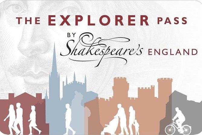 Shakespeare's England Explorer Pass - 3 Day Pass