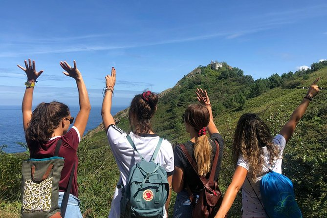 St.JAMES WAY, Basque WHALERS and HONDARRIBIA - Private Cultural Adventure