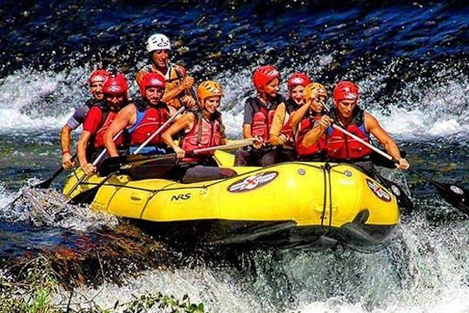 Veneto Full-Day Private Tour with Rafting, Cycling and Grappa