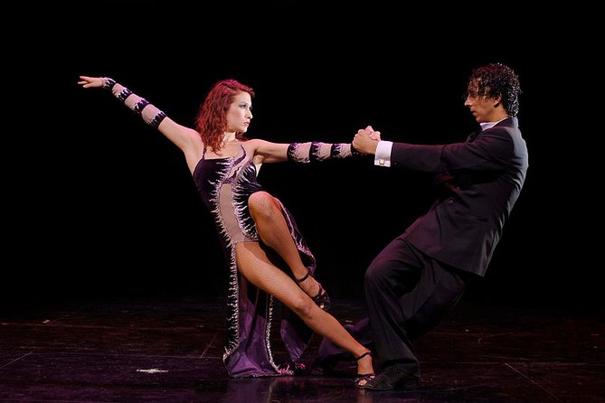 Tango Porteño Show With Optional Dinner in Buenos Aires