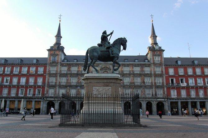 Private Walking Tour Madrid de los Austrias