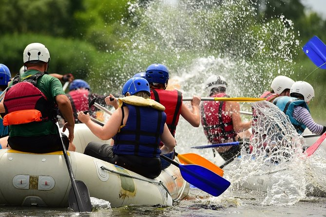 Reventazon River Whitewater Rafting Tour from Puerto Limon