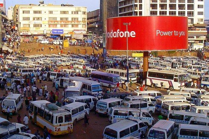 3 Hours Walking Tour in Kampala