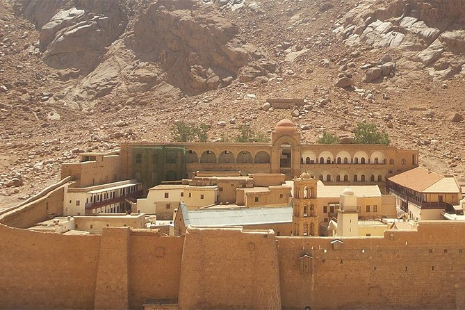 Private Overnight Trip to St Catherine Monastery and Mount Sinai