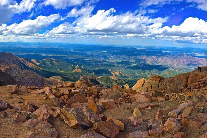 Private Tour of Pikes Peak & Garden of the Gods from Denver