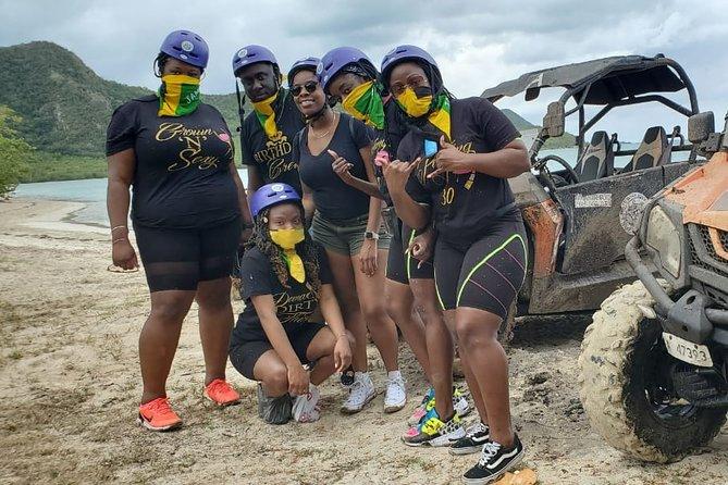 Guided UTV Sightseeing Tour of Antigua