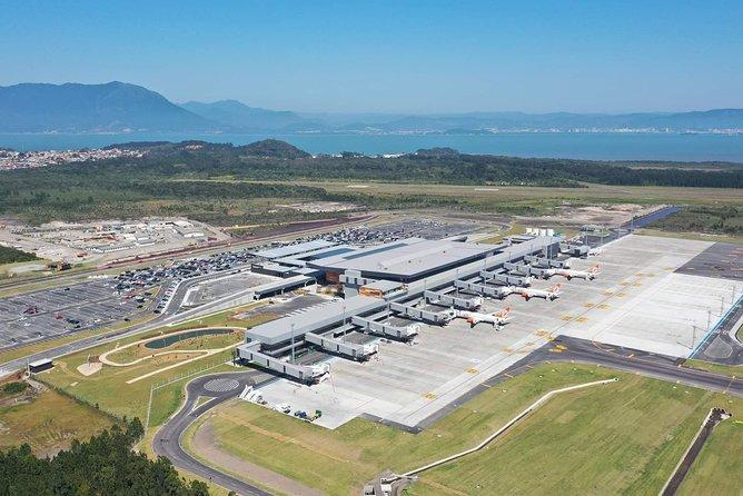 Private Transfer from Florianópolis Airport to Baleneário Camboriú