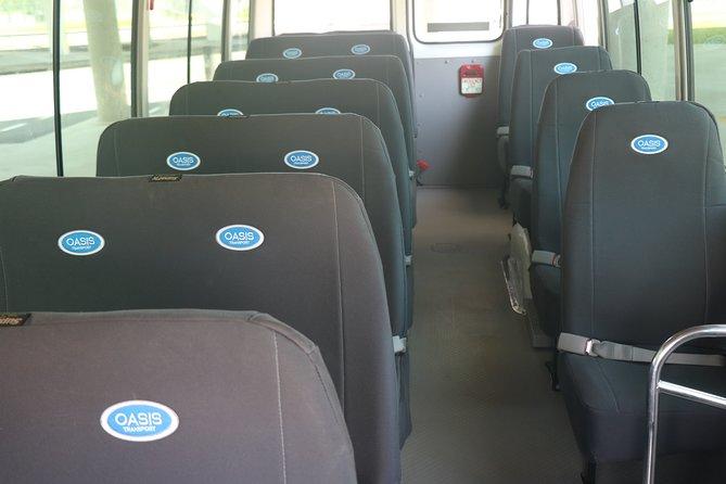 Corporate Bus, Private Transfer, Port Douglas - Cairns