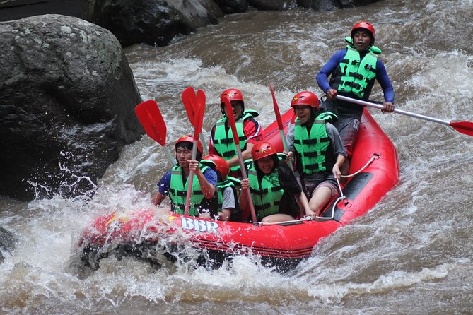 Ayung Rafting Without pick-up