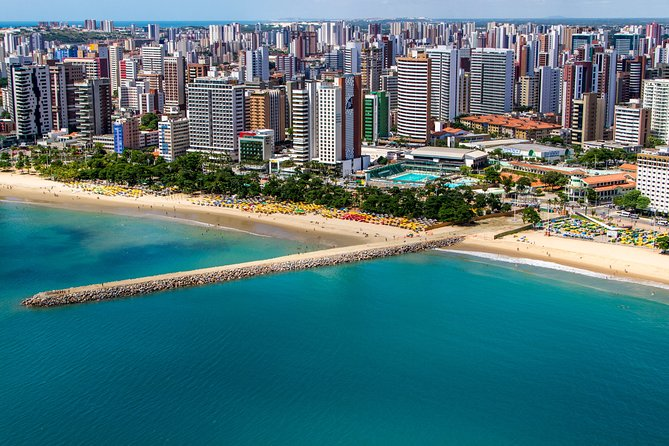 Transfer Fortaleza X Jericoacora Via Praia