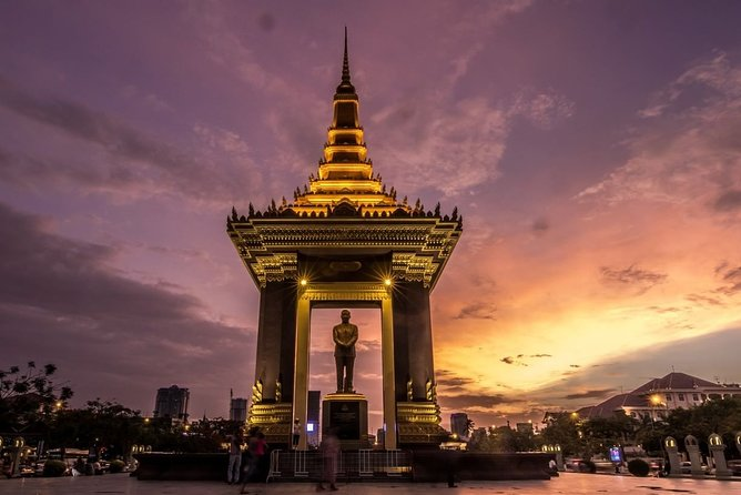 6-day Highlights of Phnom Penh & Siem Reap with Angkor temples