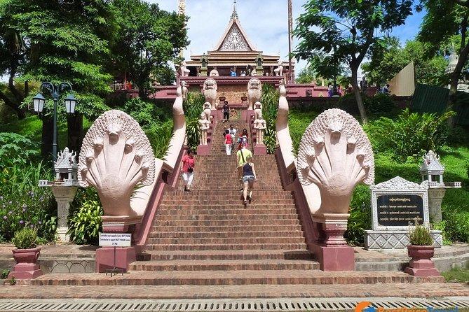 5-day Phnom Penh & Siem Reap Angkor temples Floating village