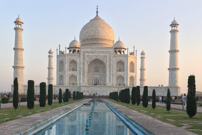 See the Iconic Taj Mahal, on a Private Day Tour from Delhi