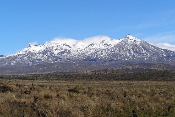 Mt.Ruapehu Tours from Auckland