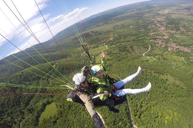 Tandem Paragliding Brasov