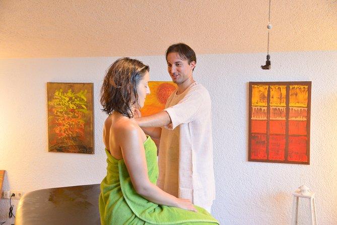 Full body massage including Head