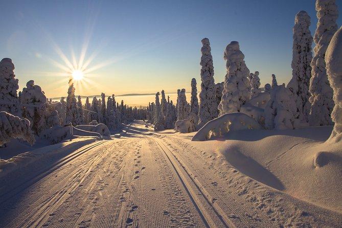 Wintertime in Tatra Mountains