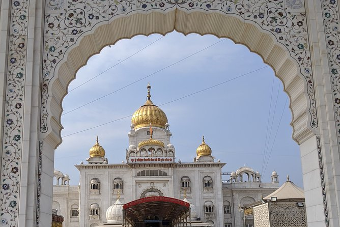 See the Temples Of Delhi, On A Private Tour