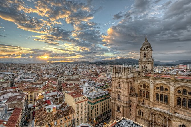 Private 4-hour Walking Tour of Malaga with entrance to the Cathedral
